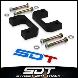 2 Front Leveling Lift Kit For 2007 2020 Chevy Silverado Gmc Sierra 1500 2wd 4wd