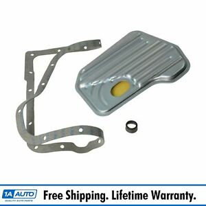 Ac Delco Transmission Filter Gasket Kit For Chevy Buick Gmc Caddy Olds Pontiac