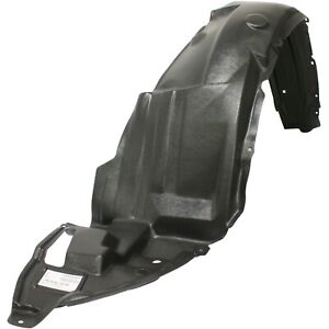 Fender Liner For 2009 2010 Toyota Corolla Front Left Fits 2010 Toyota Corolla
