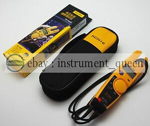 Fluke T5 1000 1000 Voltage Current Electrical Tester soft Case Kch16