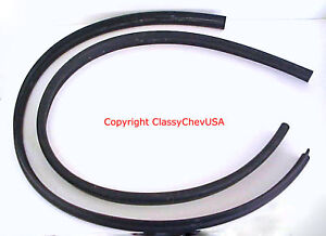 1937 39 1939 1940 1941 1942 1946 Chevy Truck Cab To Running Board Seal 418 37