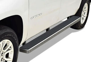 Iboard Running Boards 5 Inches Fit 00 20 Chevy Tahoe Gmc Yukon Cadillac Escalade