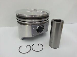 350 Diesel Oldsmobile Olds Piston Set Available In Std 020 030 040