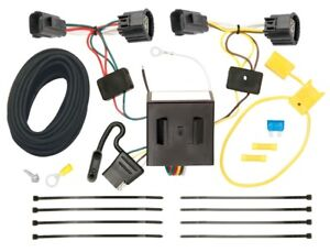 Trailer Wiring Harness Kit For 07 11 Dodge Nitro 08 12 Jeep Liberty All Styles