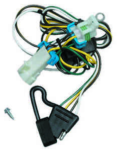 Trailer Wiring Harness Kit For 98 04 Chevy S 10 Gmc Sonoma 98 00 Isuzu Hombre