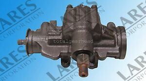 1980 2005 Amc Gm Dodge Jeep Remanufactured Power Steering Gear Box Lares 1353