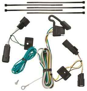 Trailer Wiring Harness Kit For 09 19 Ford Flex All Styles Plug Play T One New
