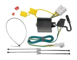 Trailer Wiring Harness Kit For 08 19 Toyota Highlander All Styles Plug Play