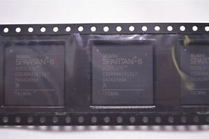 Xilinx Spartan 6 Xc6slx75 Fpga Ic Field Programmable Gate Array