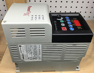 Refurbished Allen Bradley Powerflex40 Cat 22b b4p5n104 1hp