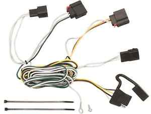 Trailer Wiring Harness Kit For 07 13 Jeep Grand Cherokee All Styles Plug