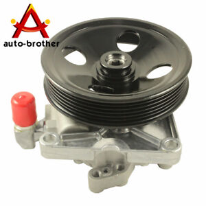 Power Steering Pump For Mercedes Benz W163 Ml320 Ml350 Ml430 Ml500 Ml55 New