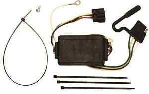 Trailer Wiring Harness Kit For 05 10 Kia Sportage 6 Cyl Plug Play T one New