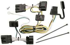 2007 2009 Montana Sv6 Trailer Hitch Wiring Kit Harness Plug Play Direct T one