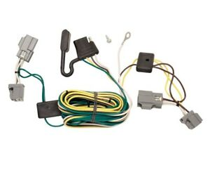Trailer Wiring Harness Kit For 05 07 Ford Five Hundred Freestyle All Styles New