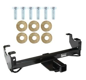Front Mount Trailer Tow Hitch For 93 98 Jeep Grand Cherokee Zj 93 Grand Wagoneer