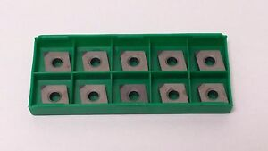 New World Products Cnma 432 Cb1 Cbn Tipped Carbide Inserts 10pcs Cnga432