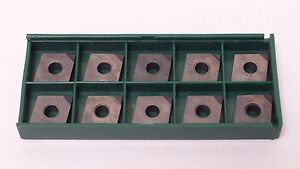 New World Products Cnma 432 Cb2 Cbn Tipped Carbide Inserts 10pcs Cnga432