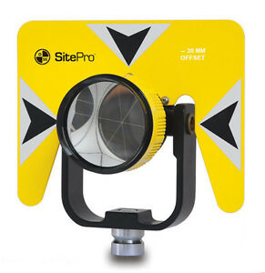 Sitepro Complete Single Tilt Prism Set For Leica topcon trimble nikon sokkia