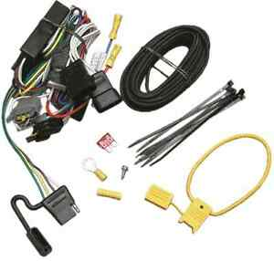 Trailer Wiring Harness Kit For 99 03 Ford Windstar Built Before 11 2002 T One