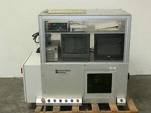 Control Micro Systems Kyphon 2002 2 Laser Marking System Tested For Power up