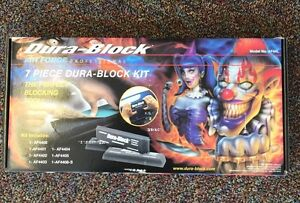Dura Block 7 Pc Sanding Bloack Tool Kit With Soap Af44l
