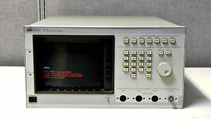 Hp Agilent Keysight 54112d 4 channel Color Oscilloscope For Part s