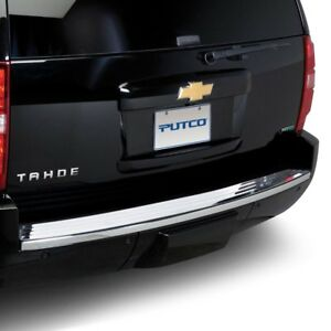 For Chevy Tahoe 2007 2014 Putco Chrome Rear Bumper Cover