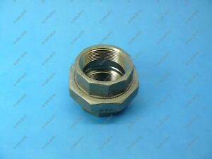 Stainless Steel 304 Cast Mss Sp 114 Pipe Fitting Union 2 1 2 Npt Class 150