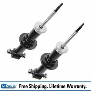 Oem 20765189 Shock Absorber Front Pair Set Of 2 For Cadillac Chevy Gmc Suv New