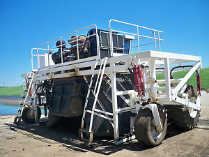 2002 Scarab 16 Compost Turner