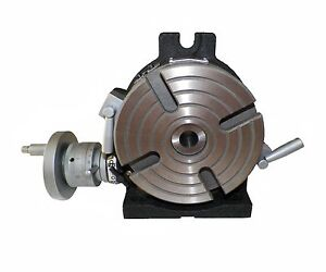 6 Horizontal Vertical Rotary Table Prime Quality 6 Inch Tsl 160