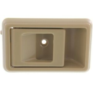 Door Handle For 1995 2000 Toyota Tacoma Beige Front Or Rear Left Inner