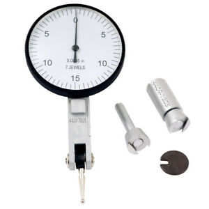 0 0 03 Dial Test Indicator Set With 0005 Graduation 4409 1203