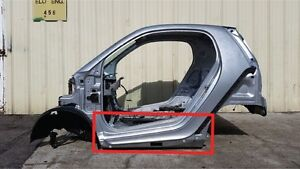 Smart Car Fortwo Passion Pure 2008 2015 Frame Body Cuts Crash Repair