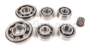 Fiat 124 Coupe Spider Transmission Bearing Kit New