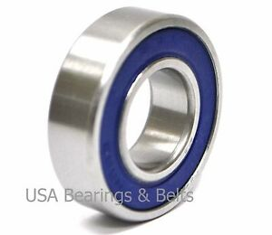10 Sr6 2rs Sr6 Rs Stainless Steel Premium Bearings 3 8 X 7 8 X 9 32 Abec3