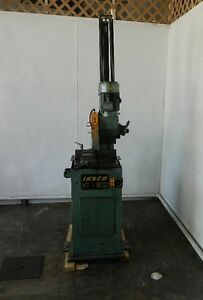 Insco Kt 300 Cold Saw With 12 Blade