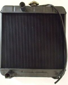 Sba310100291 Radiator For Ford New Holland Compact Tractor 1510 1710