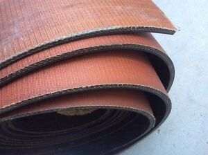 Body To Frame Mounting Material 3 Ply Rubber 12 X60 X1 2 Hot Rods
