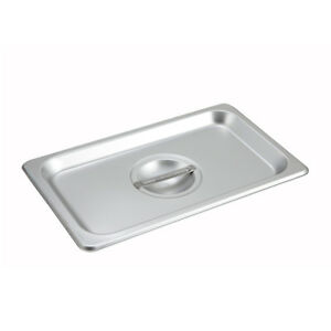 Lid For Steam table Pan Quarter Size Solid