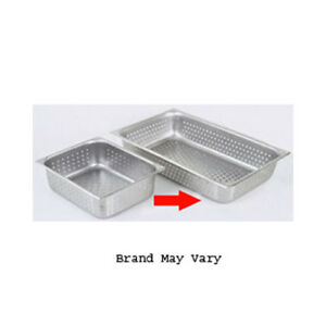 Perforated Steam Pan Full Size 12 X 20 Size 4