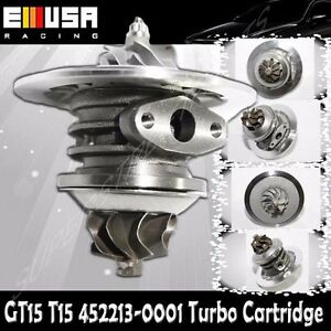 Gt15 T15 452213 0001 Fit Turbo Cartridgemotorcycle Atv Bike Small Engine2 4 Cyln