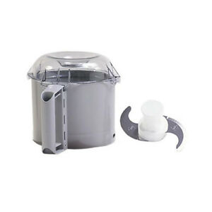 Robot Coupe Cutter Bowl Kit gray Bowl For Robot Coupe R2n