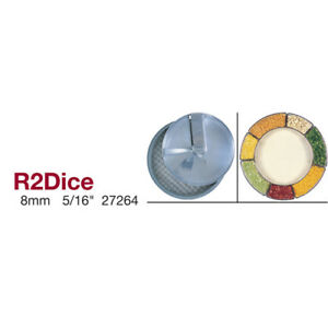 Robot Coupe 8mm Dicing Kit For The R2dice