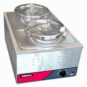 Nemco Food Soup Warmer 6055a W accessories