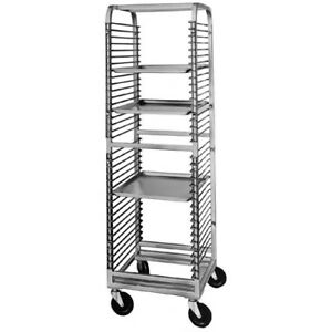 Channel Wire Bun Pan Rack For 36 Pans Rack shown In Picture Is 68 1 2 High