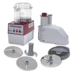 Robot Coupe Food Processor Cutter And Vegetable Slicer R2dice