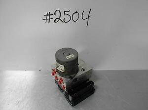 Kia Forte Anti Lock Brake Part Actuator And Pump Assembly Hydraulic Unit S