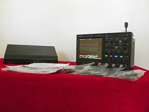 Lecroy Wavejet 354t 500mhz 2gs s 4ch Touchscreen 4 500mhz Probes More